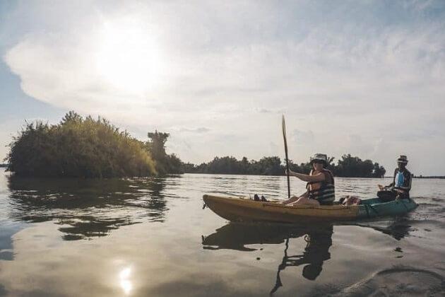4000 River Islands - laos attractions
