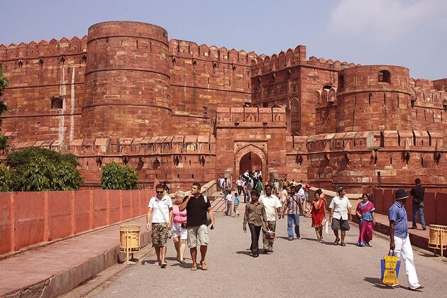 Agra forts - india wildlife tours