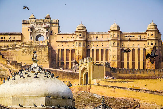 Amer Fort - india tour packages