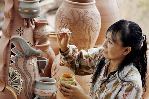 Ancient Pottery Village - vietnam cambodia laos itinerary
