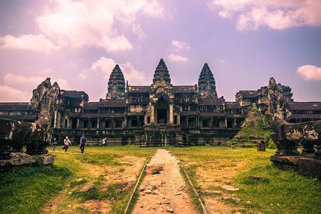 Angkor Wat Temple - best indochina 3 weeks