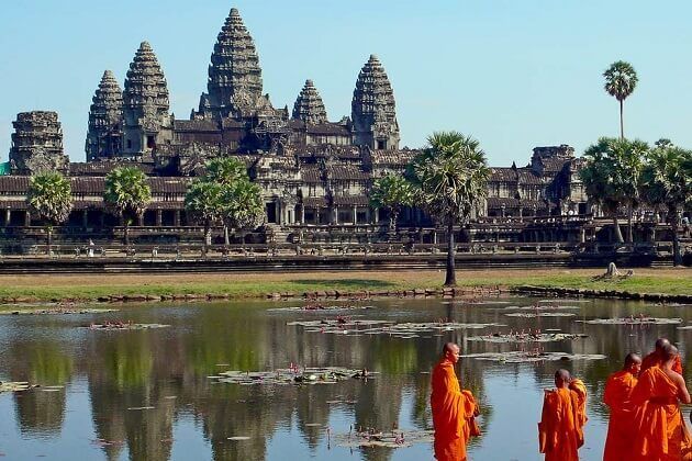 Angkor Wat - cambodia classic vacation packages