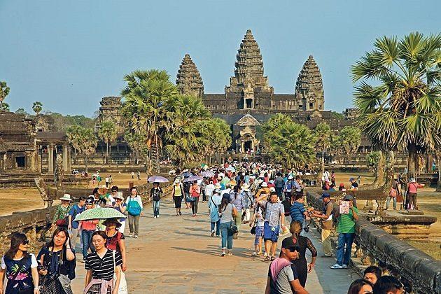 Angkor Wat - cambodia family tours