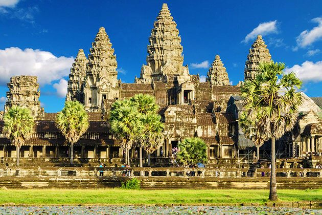 Angkor Wat - indochina 3 weeks