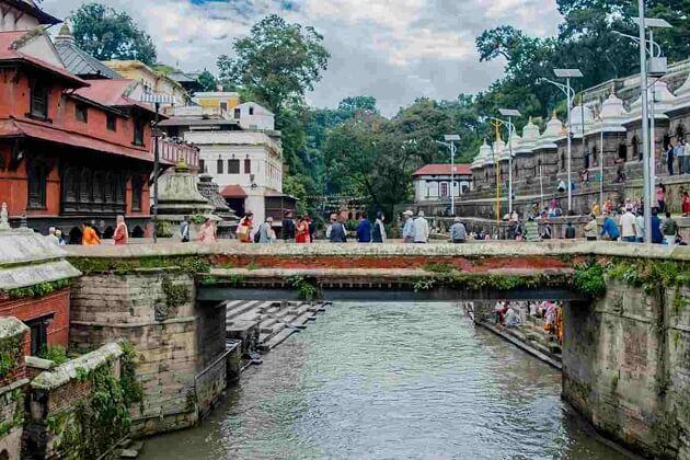 Bagmati River - 2 weeks south asia