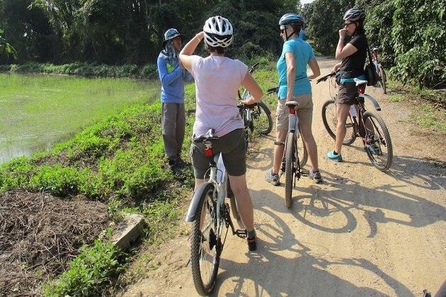 Ban Huay Pene - laos cycling trip