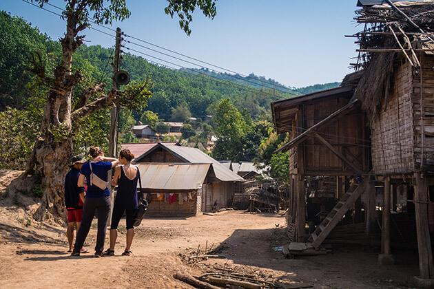 Ban Xienglek - vietnam cambodia laos myanmar tour