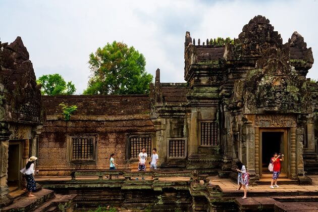 Banteay Samre - best cambodia tours