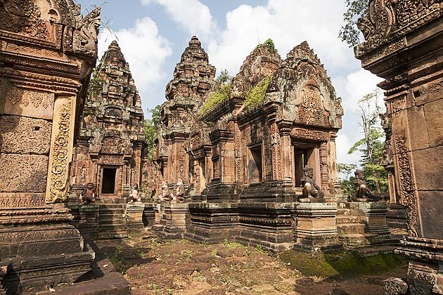 Banteay Srei - southeast asia adventure holidays