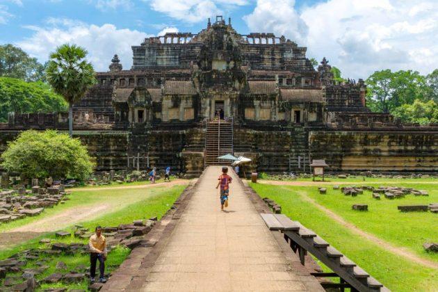 Baphuon Temple Angkor Wat
