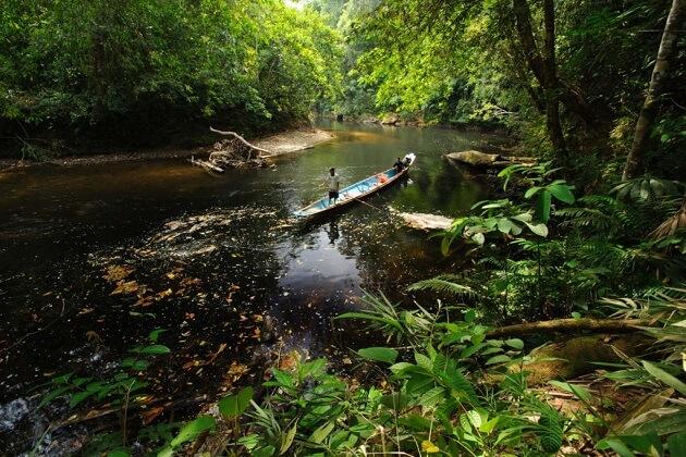 Batang Ai National Park - borneo jungle adventures
