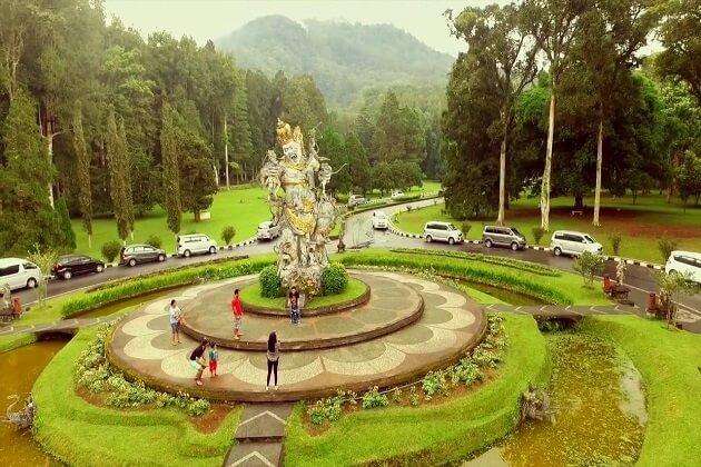 Bedugul Botanical Gardens - bali 1 week itinerary