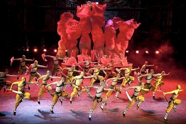 Beijing Red Theatre - best 2 week china itinerary