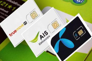 Best Prepaid SIM Card and Network Providers in Thailand