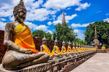 Thailand tours - Central and Northern Thailand