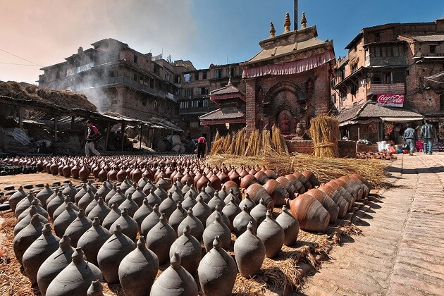 Bhaktapur - 2 week holiday nepal