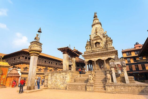 Bhaktapur Durbar Square - south asia holiday packages
