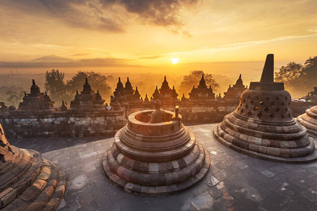 Borobudur Temple - indonesia tour packages