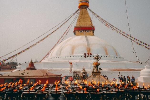 Boudhanath - best nepal tours