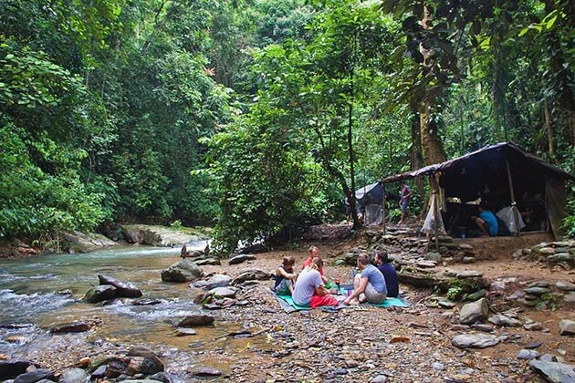 Bukit Lawang - indonesia tour packages