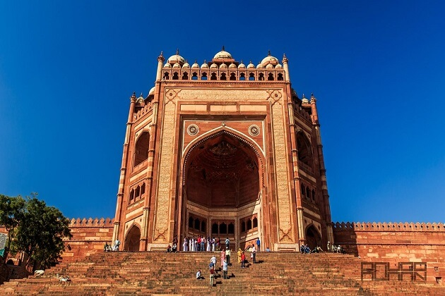 Buland Darwaza - south asia tourism