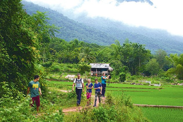 Buoc Village - vietnam cambodia laos tour packages