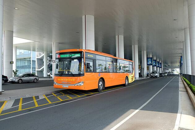 Bus 86 hanoi to noi bai airport