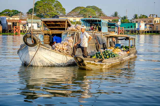Cai Be - vietnam cambodia thailand package