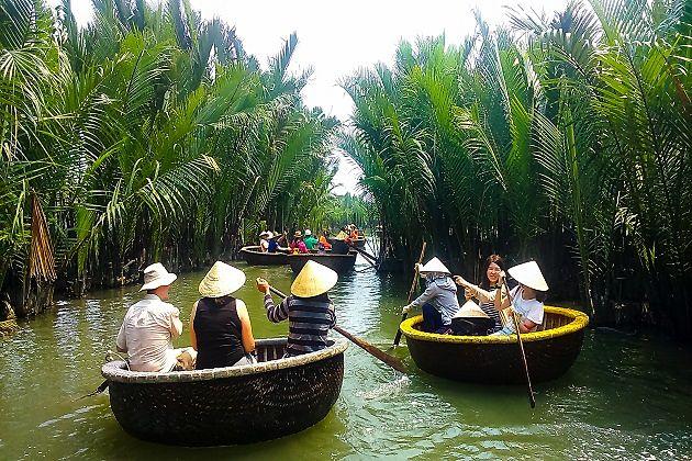 Cam Thanh Village - vietnam day trip