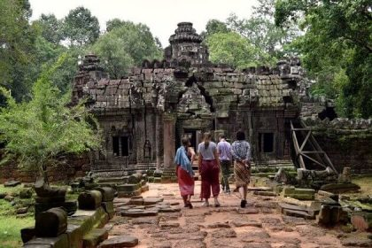 Cambodia Family Tour - Cambodia vacation packages