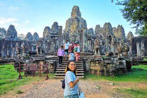 Cambodia language