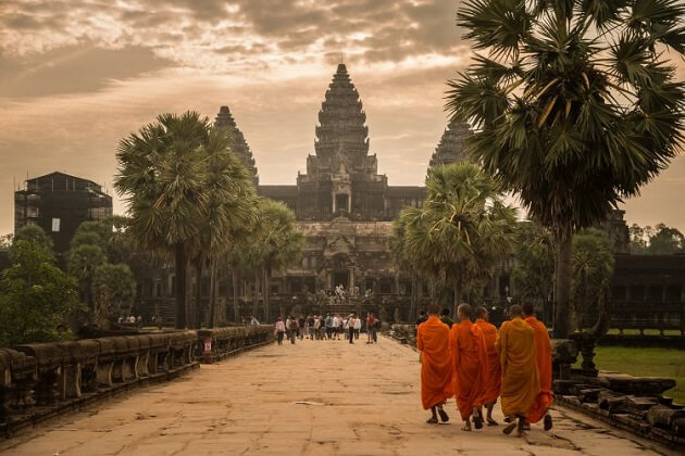Best holiday Destination Asia in Cambodia