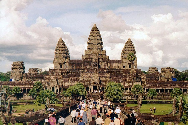 Cambodia - when best to visit indochina