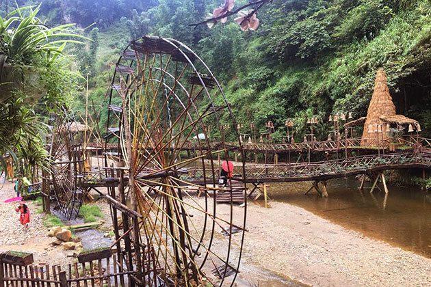 Cat Cat village - vietnam adventure tour 9 days