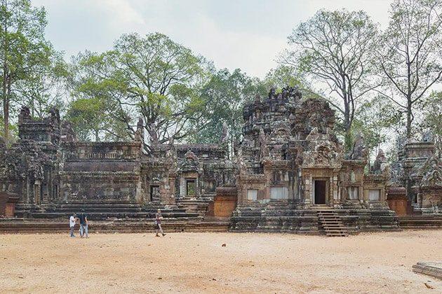 Chau Say Tevoda - best indochina itinerary 3 weeks