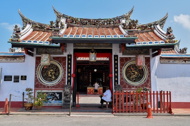 Cheng Hoon Teng Temple - best Southeast Asia tour packages