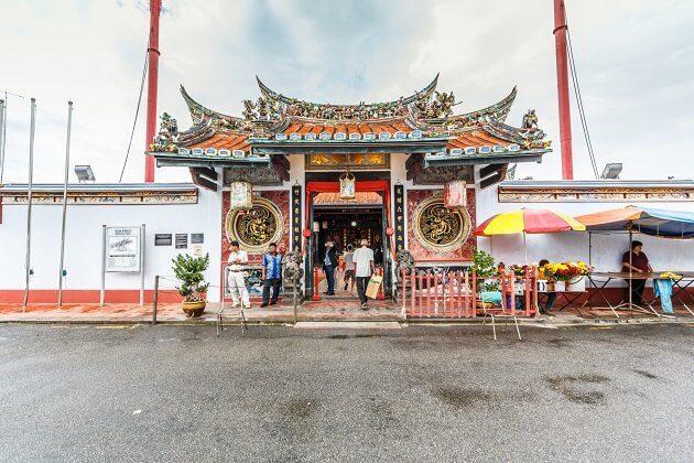 Cheng Hoon Teng Temple - malaysia 1 week tour