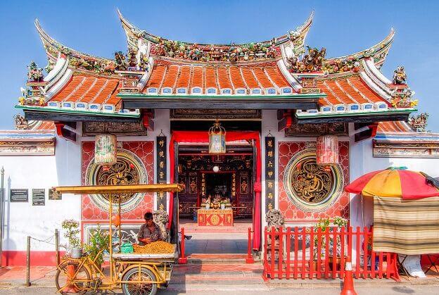 Cheng Hoon Teng Temple - malaysia classic holiday