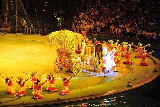 Chimelong International Circus - best hong kong tour