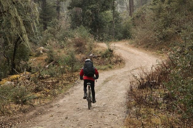 Chuzomza - bhutan mountain biking tours