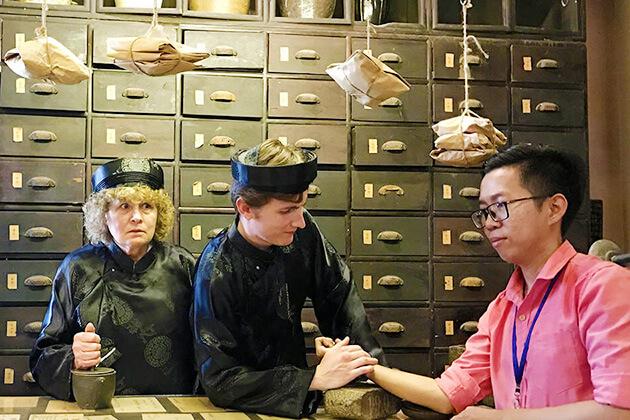 Client Vietnam - Asia tour packages
