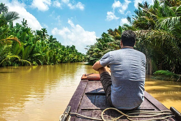 Cruise in the Mekong Delta - vietnam attractions