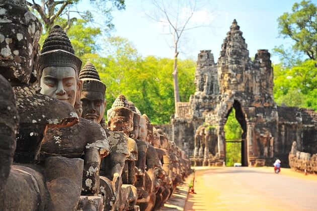 indochina tour packages 18 days