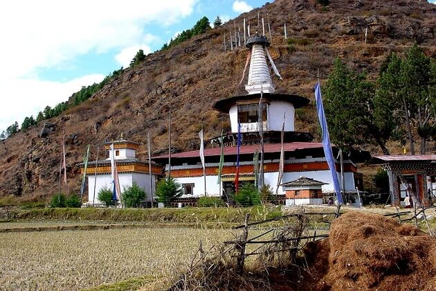 Dungtse Lhakhang - south asia 2 weeks