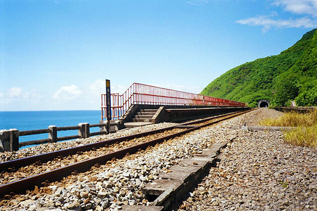 Duoliang Station - Taiwan tours
