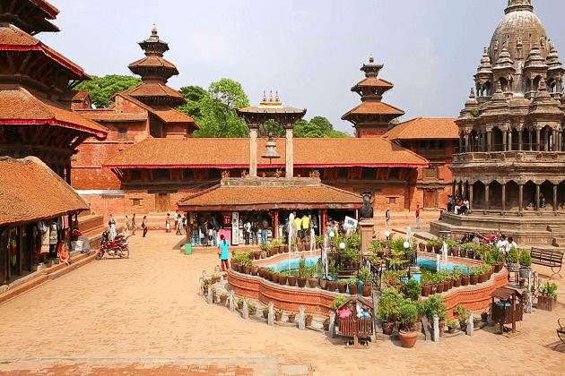 Durbar Square - classic nepal travel