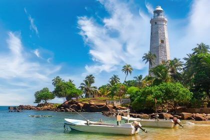 Epic History and Pristine Beaches - Sri Lanka tours