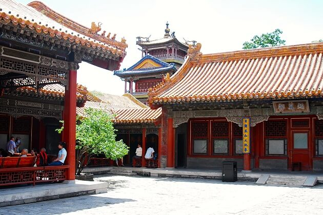 Eternal Spring Temple - taiwan 2 week itinerary