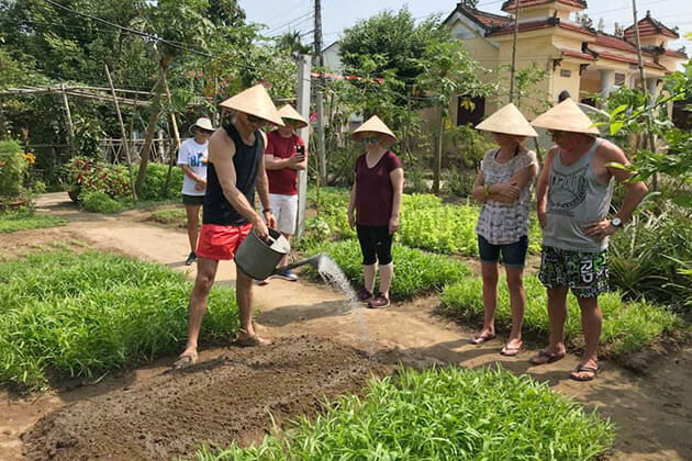Farming & Fishing Tour in Hoi An