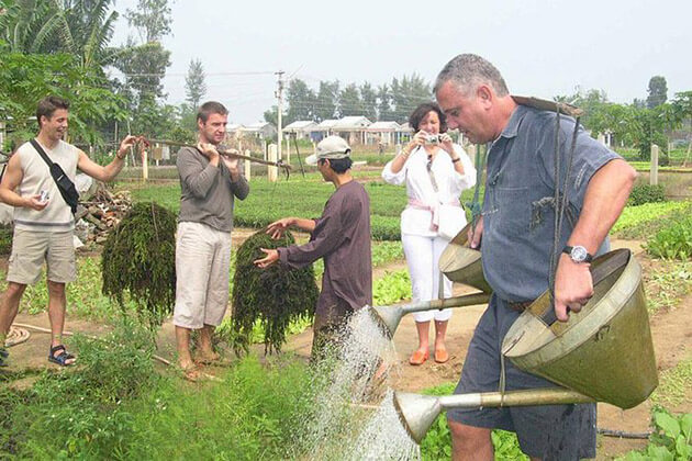 Farming and Fishing Tour in Hoi An